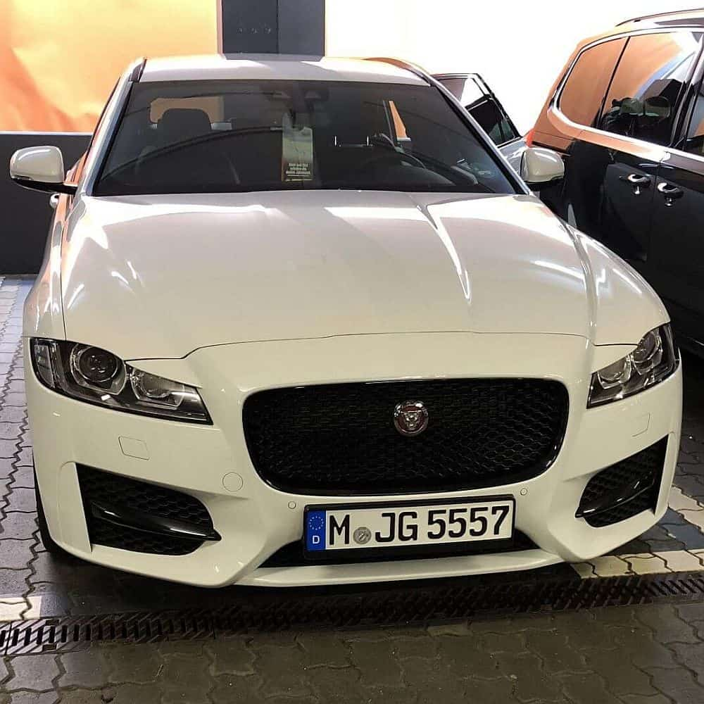 My 2017 Jaguar XF Sport Wagon